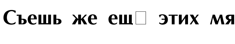 Preview of AGOptCyrillic Bold