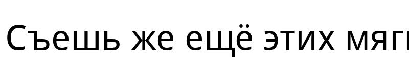 Preview of Droid Sans Regular