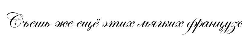 Preview of Esenin script Two Regular