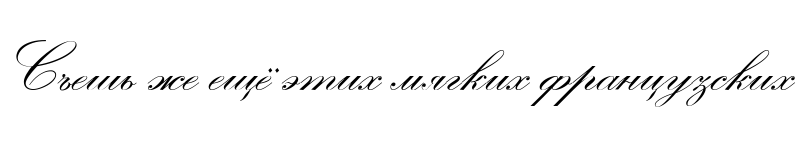 Preview of Heather Script Two Regular